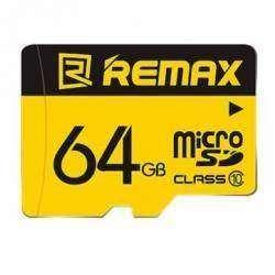 Карта памяти REMAX на 64 GB