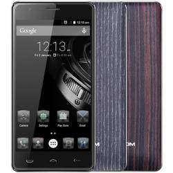 HomTom HT5 - 5' бюджетный смартфон с хорошей батареей, поддержкой 4G LTE и 'деревянной' задней крышкой