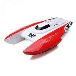 Радиоуправляемая лодка с дизайном «под катамаран»