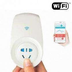 Умная розетка BroadLink SP2 с измерением мощности и Wi-Fi.