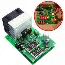 Электронная нагрузка - тестер аккумуляторов, 60 Вт, 0-30 В, 0-9.99 А