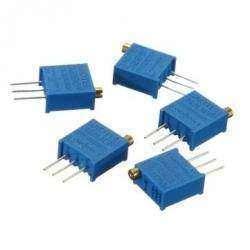 Подстроечные резисторы из Китая, продолжение ремонта iMax b6 mini