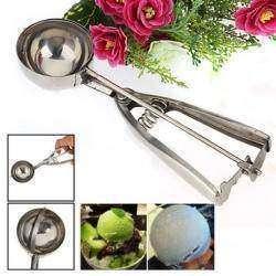 Обзор механической ложки для мороженого, диаметр 60мм