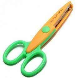 Обзор фигурных ножниц,  для детского творчества