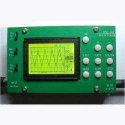 DIY набор-конструктор для сборки осциллографа DSO062 с функциями частотомера и БПФ (анализатор спектра)