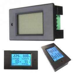 Антикризисный ваттметр. Рукожопства пост или 20A Power Monitor Module AC Meter Panel.