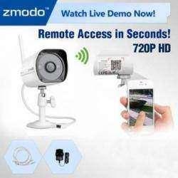 Обзор Zmodo IP WiFi камера ZM-w0007 -простота в установке и настройке