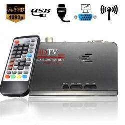 DVB-T/T2 Тюнер — медиацентр