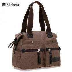 Качественная сумка из канваса, которую приятно носить и не стыдно показать