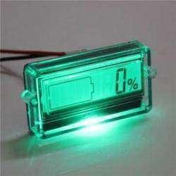 Тестер свинцовых и литиевых аккумуляторов. Или всё же индикатор заряженности батареи?
