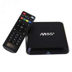 M8S+ (M8S Plus) бюджетная 4-х ядерная андроид приставка для ТВ с 2Гб RAM