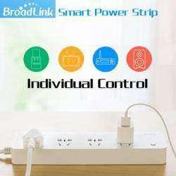 Удлинитель Broadlink MP1 с независимым управлением розетками по Wi-Fi для «умного дома»
