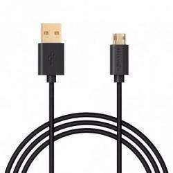 Микро обзор новинки от BlitzWolf™, Micro USB кабель. Истинно двухсторонний.