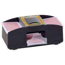 Простая шаффл машина для тасовки карт.