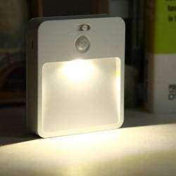 EMX300 - LED светильник с датчиком движения и освещенности