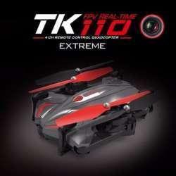 Раскладной квадрокоптер Skytech TK110HW с камерой и FPV