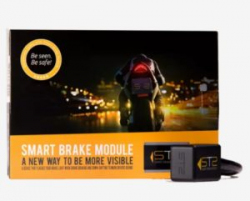 Обзор Smart Brake Module - 'умные тормоза' для байка в плотном потоке движения