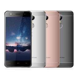 Смартфон HomTom HT37 со сканером отпечатков, двумя динамиками и цветомузыкой. Бюджетная новинка