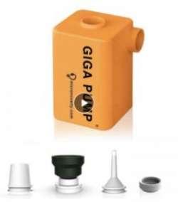 Обзор GIGA PUMP 2 - многофункциональный портативный насос для туризма