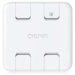 CHUWI W-100 зарядка-подставка на 4 USB с 1 QC 3.0