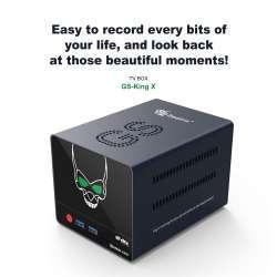 Beelink GS-King X: ТВ-бокс с Hi-Fi-аудио, NAS и лицензиями DD и DTS