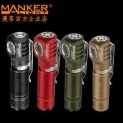 Обзор фонаря Manker E02 II (10440/AAA EDC и Luminus SST20) - красивая мужская игрушка