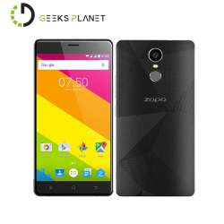 Zopo Hero 2 - недорогой смартфон с металлической рамой и дактилоскопическим сенсором