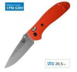 Обзор ножа BENCHMADE 551 GRIPTILIAN (S30V) - вариант эталонного ЕДЦ ножа