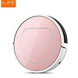 ILIFE V7S - робот пылесос для дома с турбощеткой и мытьем полов, сравнение с ILIFE V5 Pro