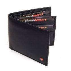 Немаленький мужской бумажник «Alpine Swiss»
