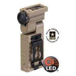 Обзор фонаря Streamlight Sidewinder Military - американский американец