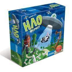 Обзор Granna 'НЛО Фермер' настольная детская игра для всей семьи