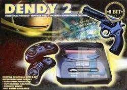 Обзор современной Dendy 2 8 Bit game console или хватит играть кинескоп посадишь
