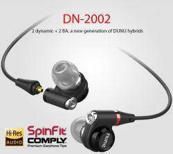 Требовательные наушники DUNU DN-2002