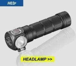 Обзор фонаря SKILHUNT H03F NEW (рефлектор+диффузор)