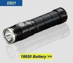 Обзор новой модели EDC фонаря от Скилхант — DS21
