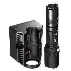 Обзор Nitecore R25 - фонаря с док-станцией и аккумулятором в комплекте