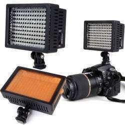 Lightdow LD-160 LED свет для фото и видео камер обзор и доработка