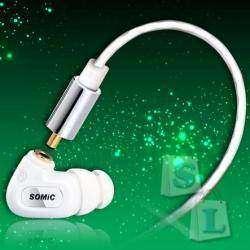Наушники-гарнитура со сменными кабелями Somic MH415