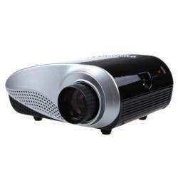 Обзор Mini Led Projector RD-802 - очень дешевый китайский проектор