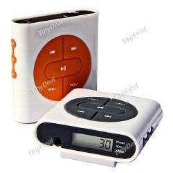 Многофункциональный шагомер с MP3