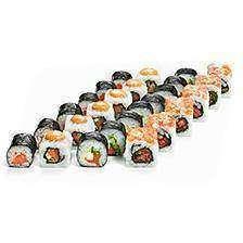 Отличные суши с бесплатной доставкой