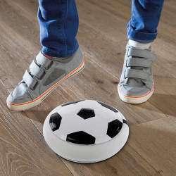 'Мяч'  на воздушной подушке или гоняем в футбол дома