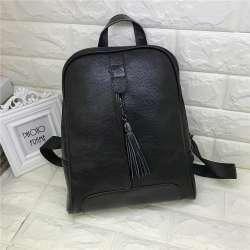Удобный черный рюкзак