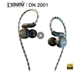 Обзор наушников DUNU DK-2001 — преображение звука