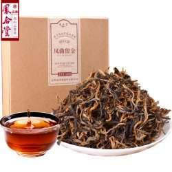 Про два очень недорогих красных чая из Китая