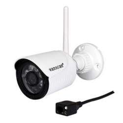 Обзор компактной, защищённой 1080p IP камеры Wanscam HW0022 (по факту HW0022-1)