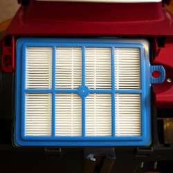 Фильтр  HEPA H12 в пылесос (тип s-filter)