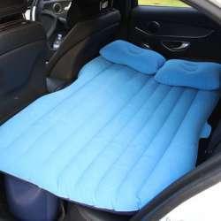 Надувной спальный матрас для задних сидений легкового автомобиля