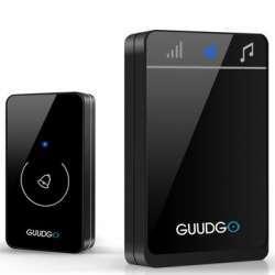 Guudgo GD-MD01. Беспроводной сенсорный дверной звонок с 52 мелодиями